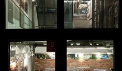 Centralne  Muzeum Jeńców Wojennych w Łambinowicach - Opolu- projekt przebudowy wraz zabudową wewnętrznego tarasu na wielopoziomową galerię wraz