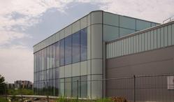 Budynek biurowo - przemysłowy