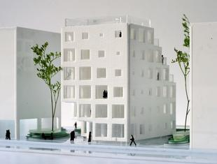 Budynek mieszkalny MADhouse w Warszawie
