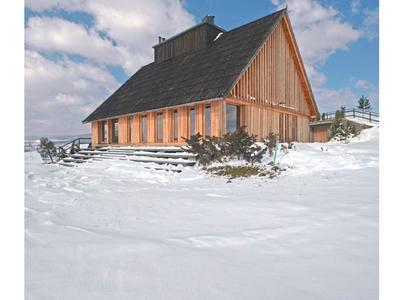 Dom regionalny w Czorsztynie