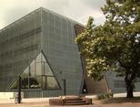 Miedź we współczesnej architekturze – Muzeum Historii Żydów Polskich w Warszawie
