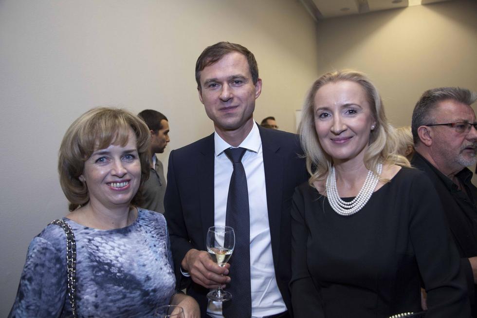 Anna Kamińska, Daniel Malinowski, Anna Dygasiewicz