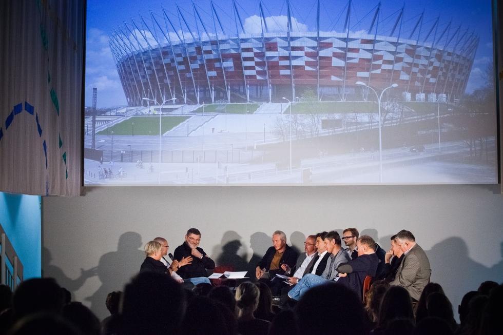 25 lat: Wolność / Architektura / Zmiana