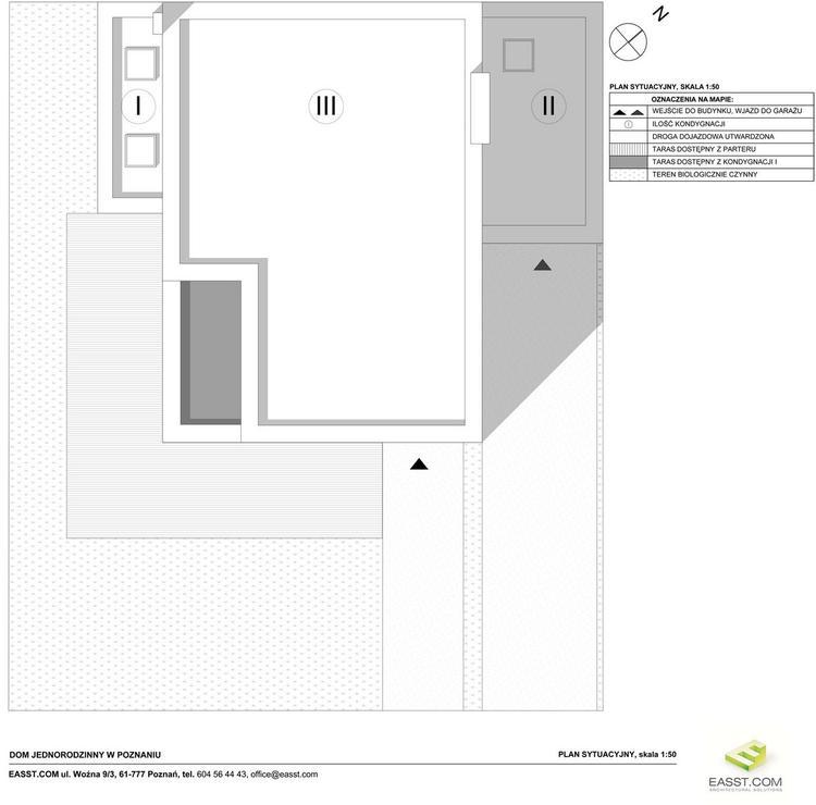 Dom jednorodzinny w Poznaniu, Easst.com