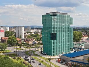 Biurowiec Alma Tower w Krakowie