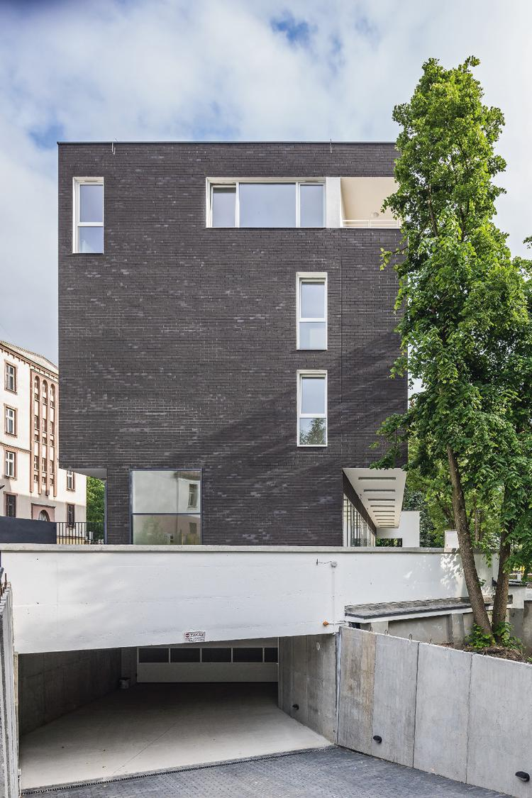 Blok mieszkalny w Koszalinie