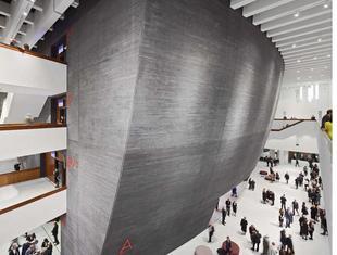 Miejsce rzeźbione muzyką – o idei projektu nowej siedziby NOSPR-u główny architekt Tomasz Konior