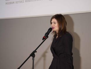 """Ewa P. Porębska o koncepcji kolekcji """"Architektury-murator"""" [FILM]"""