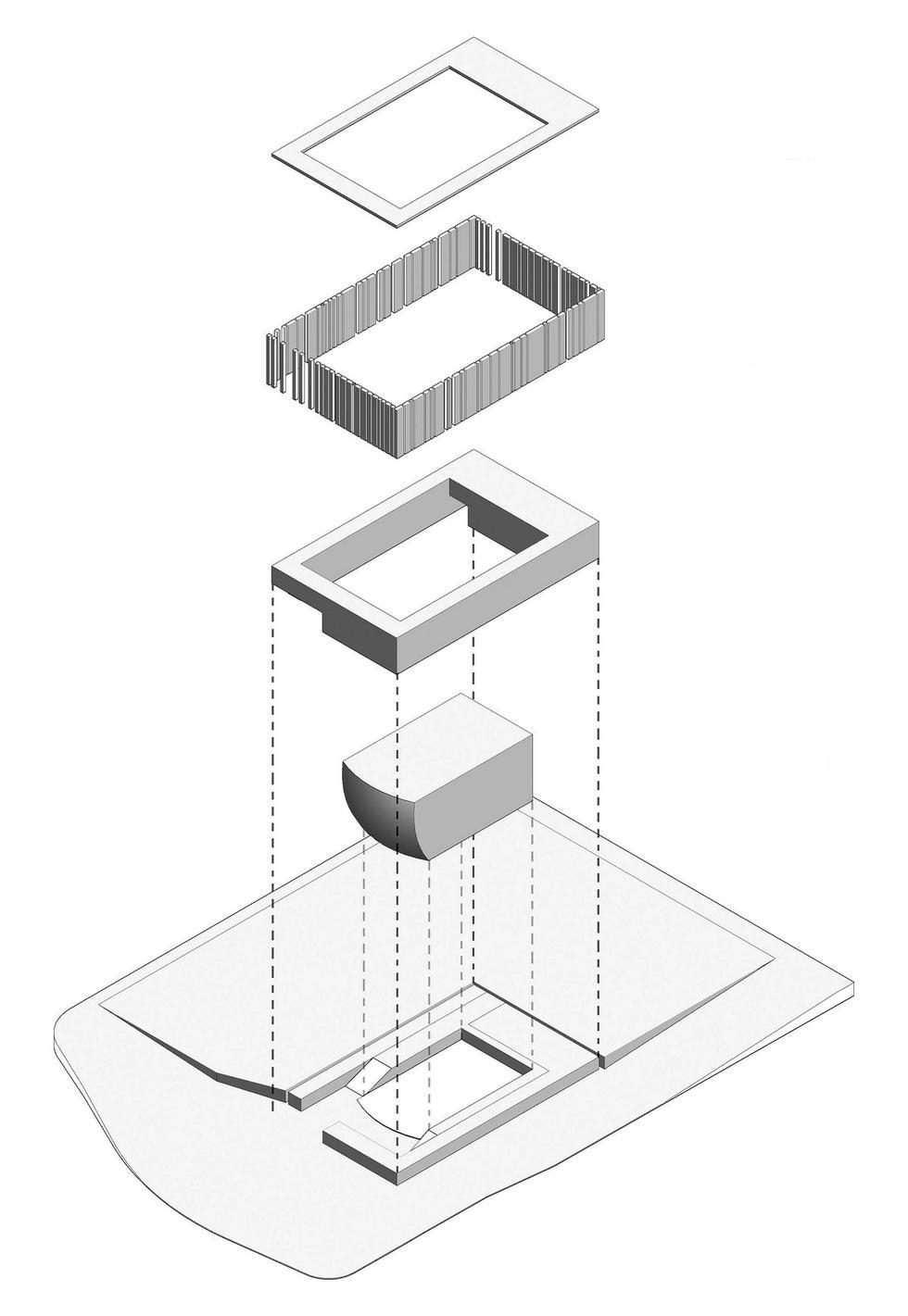 Struktura budynku, NOSPR