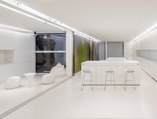 Apartament Przyszłości projektu NArchitekTURA