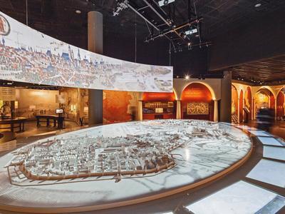 Wystawa stała w Muzeum Historii Żydów Polskich Polin
