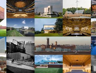 18 realizacji z Polski nominowanych do Nagrody Unii Europejskiej im. Miesa van der Rohe dla współczesnej architektury
