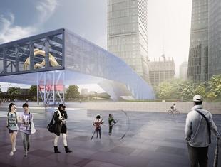 OMA projektuje centrum ekspozycyjne w Szanghaju