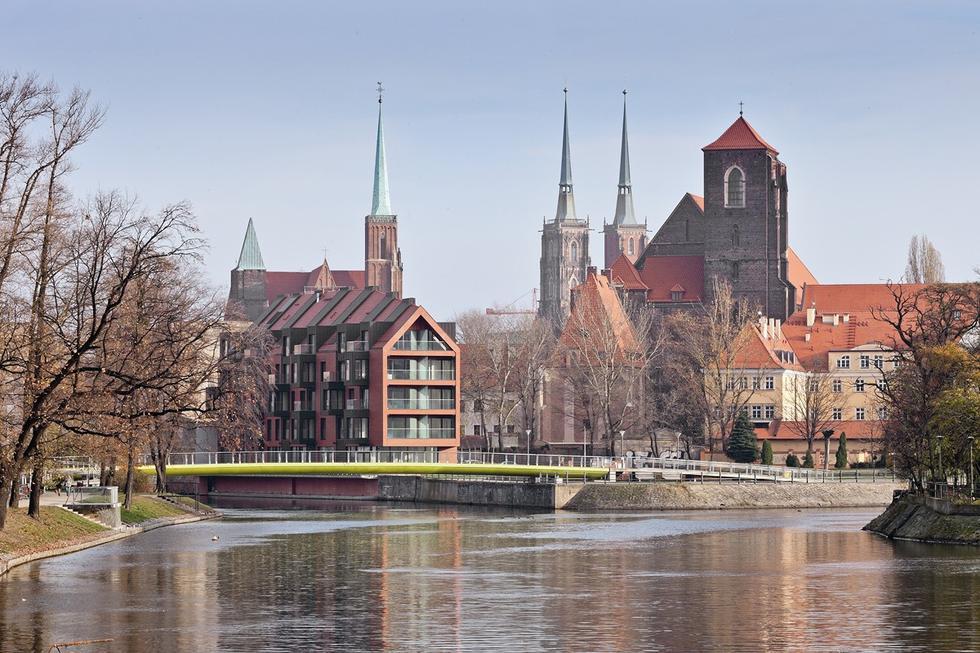 Rezydencja Piasek, Wrocław