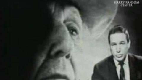 Mówi Nowoczesność: wywiad z Frankiem Lloydem Wrightem [FILM]