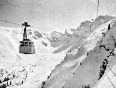 Stacje kolei linowej na Kasprowy Wierch