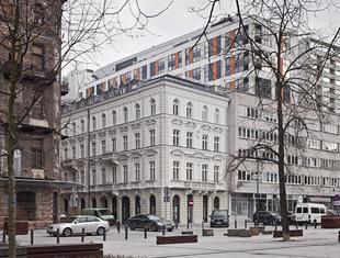 Kamienica Le Palais w Warszawie