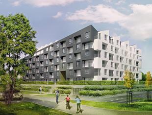 Zespół mieszkaniowy na Targówku w Warszawie