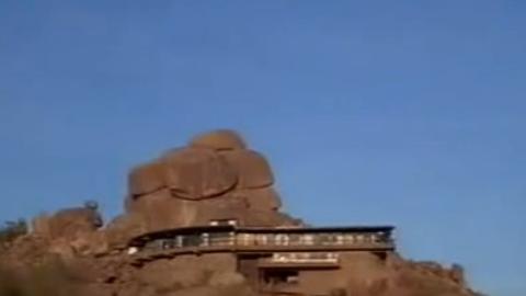 Ikony architektury - ikony filmu: Zabriskie point