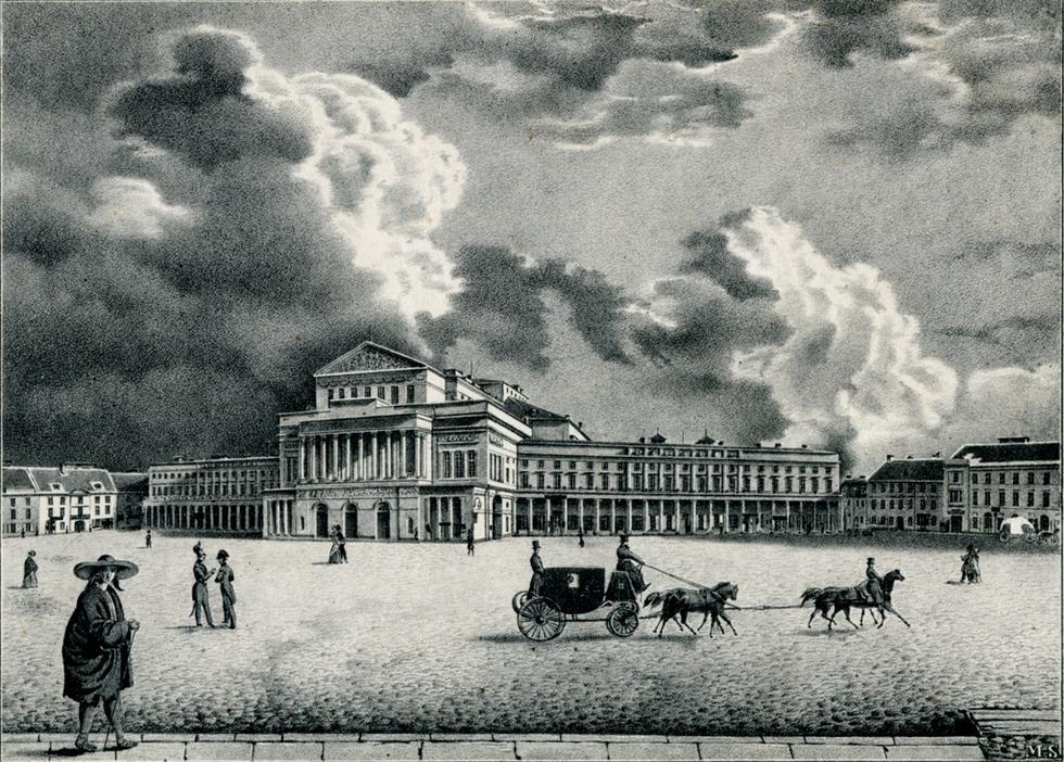 Teatr Wielki, Warszawa