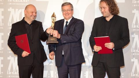 Gala finałowa VII edycji konkursu Życie w Architekturze