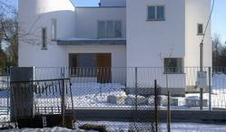 Dom w Milanówku