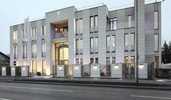Ambasada i Rezydencja Ambasadora Królestwa Arabii Saudyjskiej