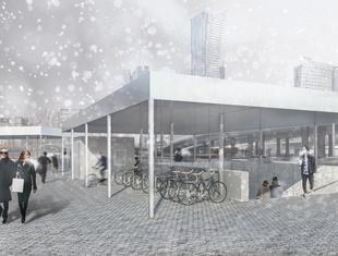 Projekt modernizacji przejść podziemnych przy Dworcu Centralnym