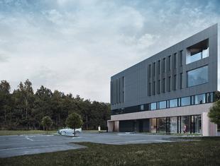 Biurowiec Quartz Office w Poznaniu
