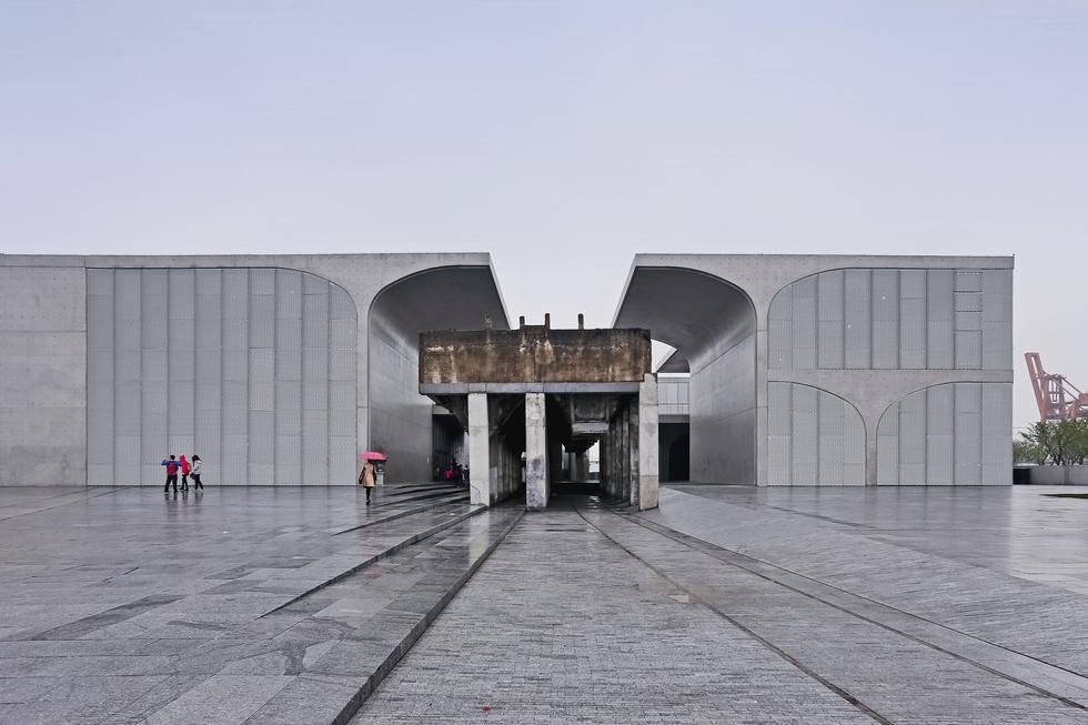 Muzeum sztuki w Szanghaju