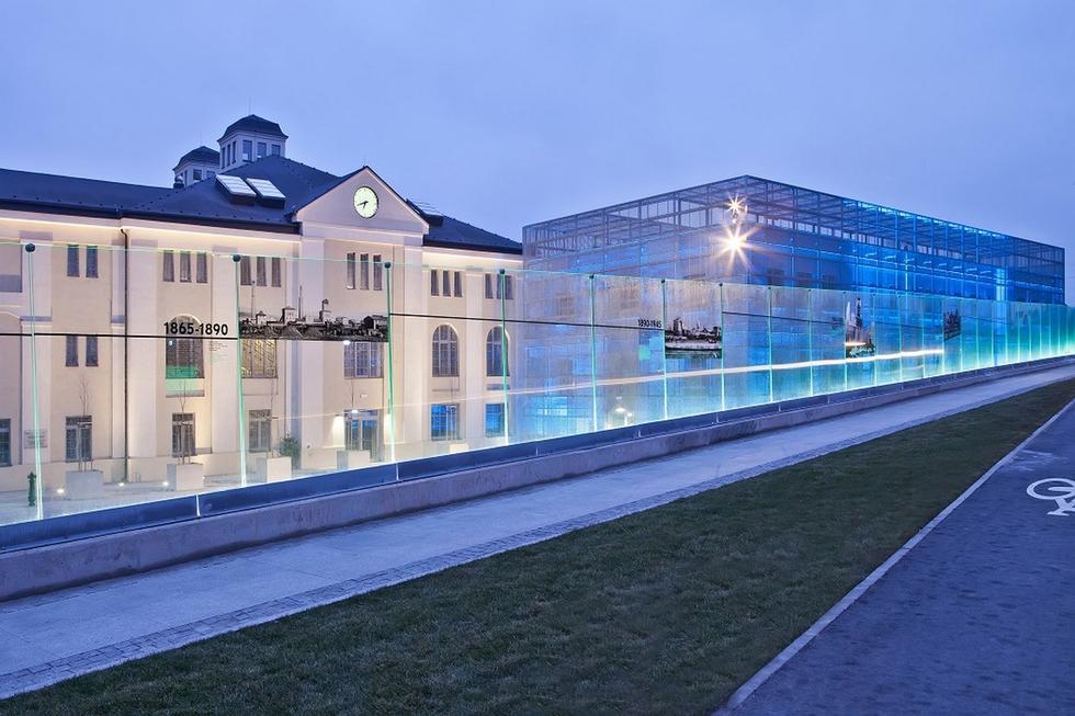 Stara Kopalnia, Nizio Design International