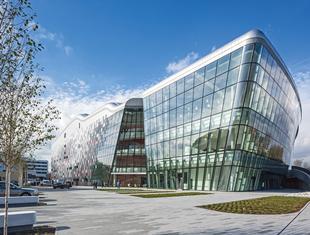 Budynek domaga się kontekstu - o ICE Kraków Krzysztof Bojanowski