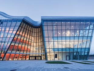 Centrum kultury dla masowego odbiorcy - o ICE Kraków Antoni Domicz