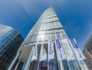 Mennica Legacy Tower - nowy wieżowiec na warszawskiej Woli