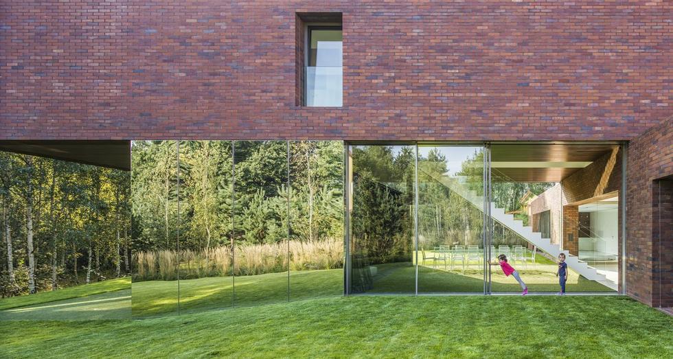 Living-Garden House
