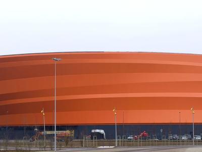 Sala koncertowa Zénith w Strasburgu