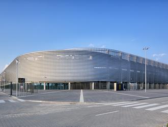 Stadion Miejski w Lublinie projektu Estudio Lamela