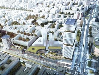 Centralna Park projektu SUD Architekt Polska