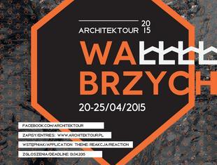 Architektour - studenckie warsztaty architektoniczne w Wałbrzychu