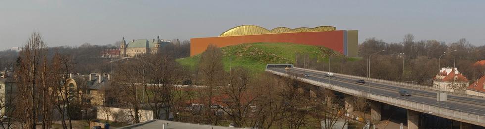 Muzeum Historii Polski - 324 projekty nadesłane na konkurs