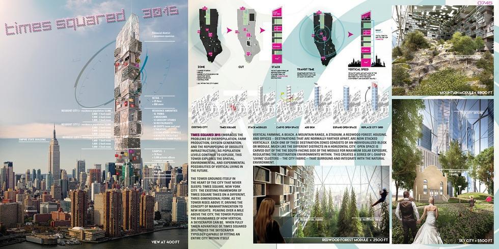 eVolo Skyscraper Competition 2015