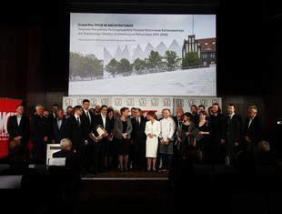 Relacja z rozstrzygnięcia VIII edycji konkursu Życie w Architekturze