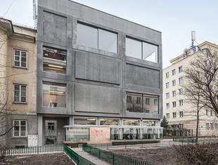 Pawilon Sztuki – o Fundacji Galerii Foksal i budynku przy ulicy Górskiego