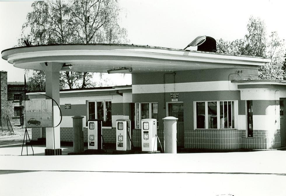 Stacja paliw Orlen, Słupsk