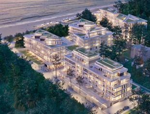 Nowy obiekt w kompleksie Dune Resort w Mielnie