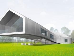 Nowa odmiana domu - living-garden house w Izbicy i w Katowicach