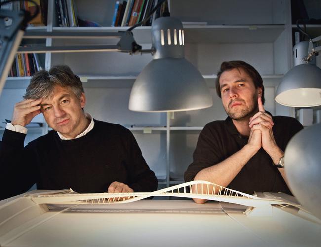 Piotr Lewicki i Kazimierz Łatak z nagrodą Międzynarodowej Unii Architektów (UIA)