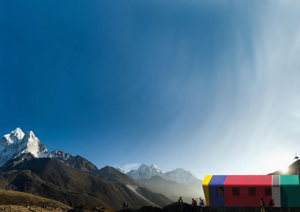 Himalayan Mountain Hut, I nagroda