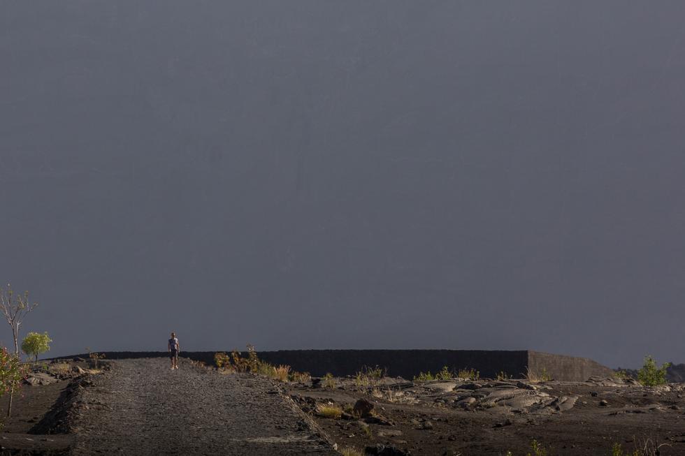 Siedziba Parku Narodowego na wyspie Fogo