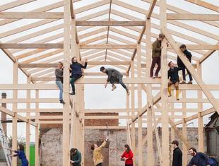 Osiedle mieszkaniowe nominowane do Nagrody Turnera 2015